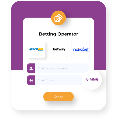 How to bet online using NowNowApp
