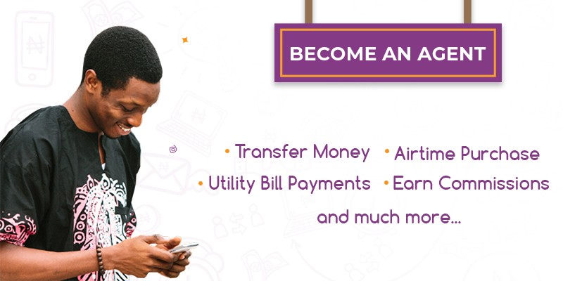 Would You Like To Become A NOWNOW Agent?